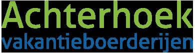 Achterhoek Vakantieboerderijen – Kamperen in de Achterhoek Retina Logo